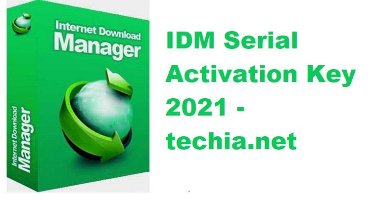 idm serial activation key